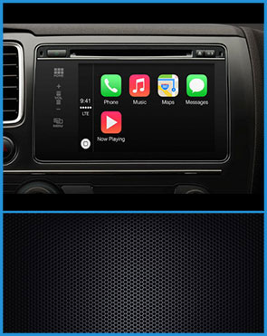 APPLE<br />CARPLAY